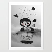 Witch House Art Print