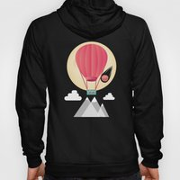 Sun, Moon & Balloon Hoody