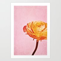 A Dream Of Spring Art Print