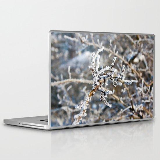 Iced Bush Laptop & iPad Skin