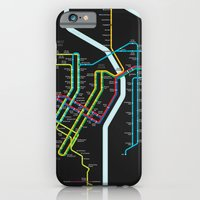 Rail Transit Of Portland… iPhone 6 Slim Case
