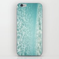 Under Water Light iPhone & iPod Skin
