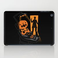 Are You Afraid of the Dentist? iPad Case