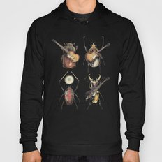 Meet the Beetles (white option) Hoody