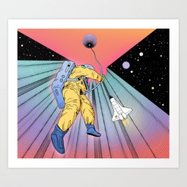 Art Print - Ascension - Norman Duenas