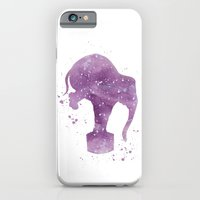 iPhone Cases featuring Elephant by Carma Zoe