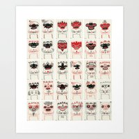 Hells Angels Art Print