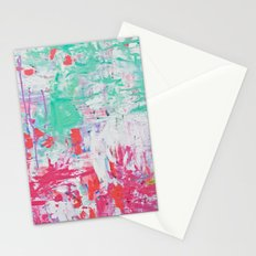Ballerina in London Stationery Cards