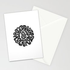 Sex, Drugs & Rock n Roll Stationery Cards