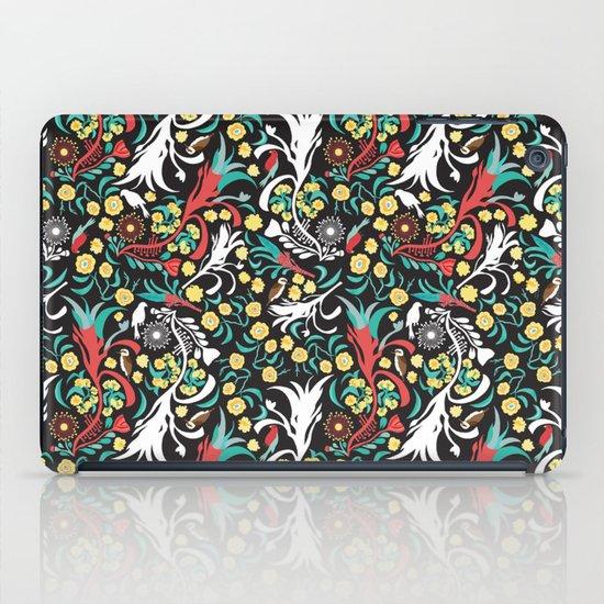 Kookaburra Camouflage iPad Case