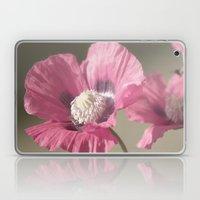Poppies at Nature Laptop & iPad Skin