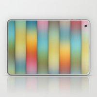 Beautiful, Colorful Stri… Laptop & iPad Skin