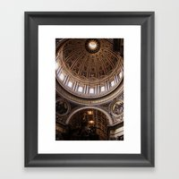 Antithesis of Simplicity Framed Art Print