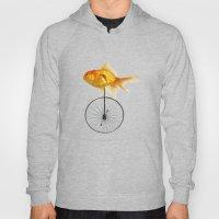 Unicycle Goldfish Hoody