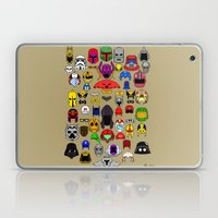 HeadGears Laptop & iPad Skin