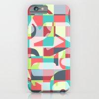 Colorful Language  iPhone 6 Slim Case