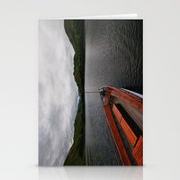 We Are Sailing Stationery Cards