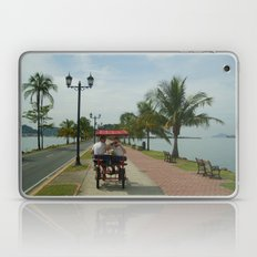 Beach Bike Laptop & iPad Skin