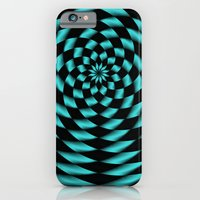 iPhone & iPod Case featuring Tessellation 1 by Alice Gosling