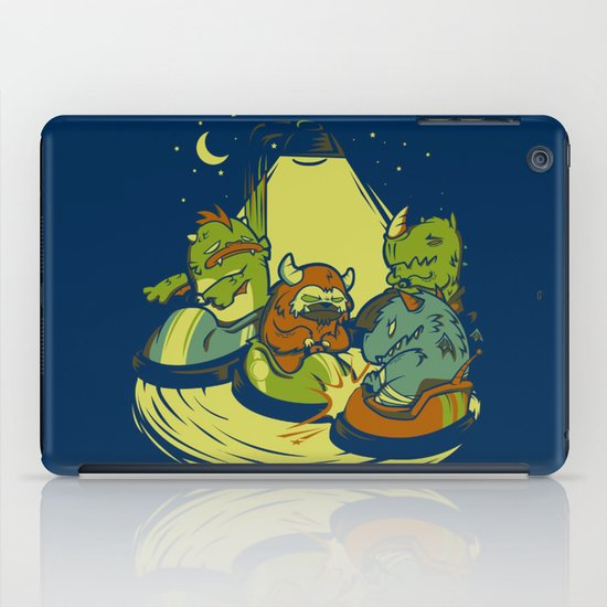 Things that go Bump in the Night iPad Case