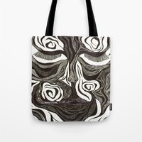 Peace Within The Battle Tote Bag