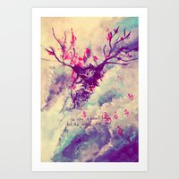The Sky Is Beautiful Art Print