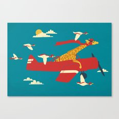 Red Barons Canvas Print