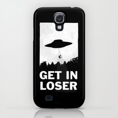 Get In Loser Galaxy S4 Slim Case