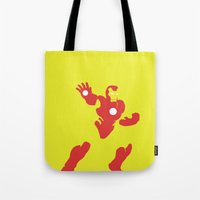 Man-Made Machines Tote Bag