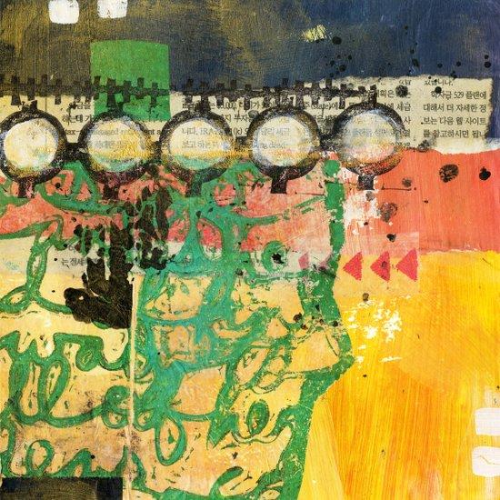 Collage 5 Art Print