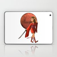 Mars Princess Laptop & iPad Skin