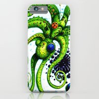 Infinity Octopus iPhone 6 Slim Case