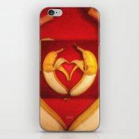 Banana Love iPhone & iPod Skin