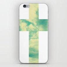 Cross Sky iPhone & iPod Skin
