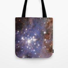 Stars like diamonds Tote Bag