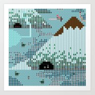 A Coded Message #1 Art Print