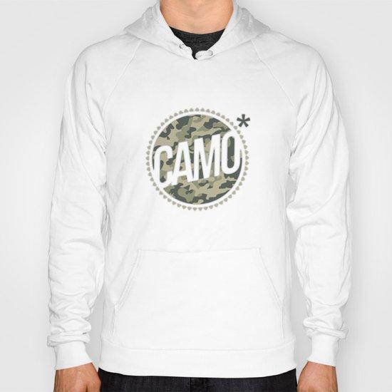 Camo Hoody