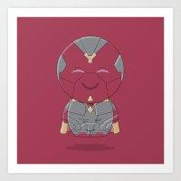 ChibizPop: I have Vision Art Print