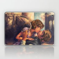A Kiss For Corona Laptop & iPad Skin
