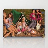 Camping Trip iPad Case