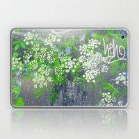 FlowerPower Fantasy 9-A Laptop & iPad Skin