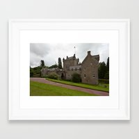 Cawdor Castle Framed Art Print