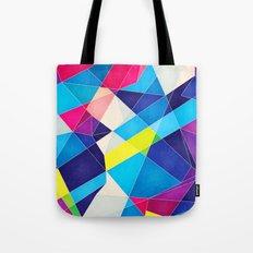 Color Language Tote Bag