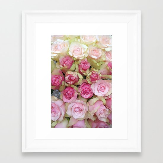 Sweet Joy Framed Art Print