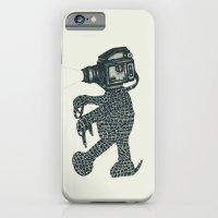 iPhone & iPod Case featuring Film Mummy by kzeng Jiang
