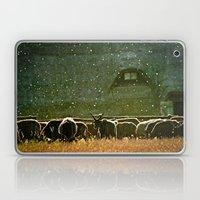 Sheep. Laptop & iPad Skin
