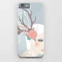 iPhone & iPod Case featuring Costume Party 2a by Vivian Lau