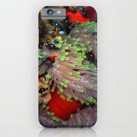 Domino Damselfish In Ane… iPhone 6 Slim Case