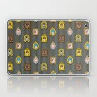 Classy Muffins Pattern Laptop & iPad Skin