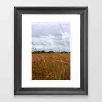 Lost...And I Want To Be Framed Art Print